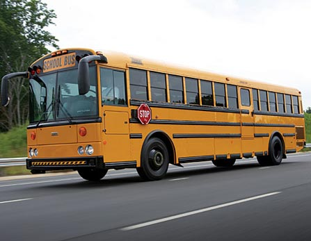 School Bus Rental Fort Wayne